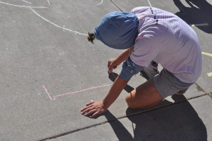 Chalk Day
