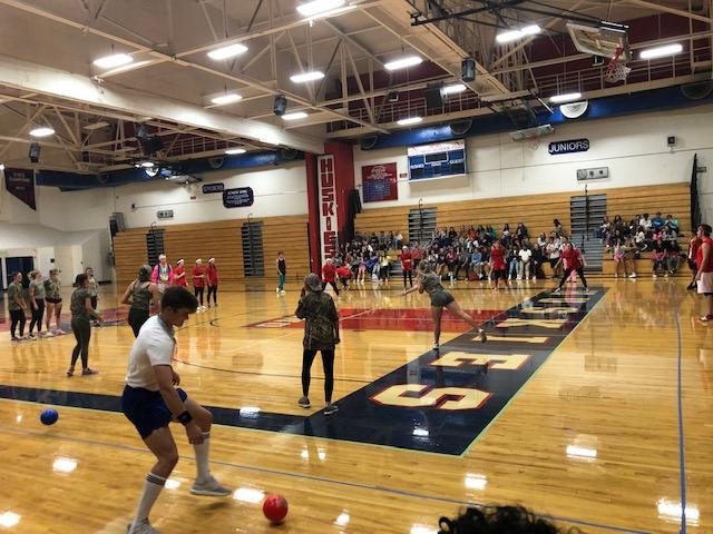 Dodgeball Day 2