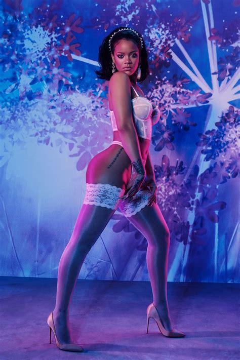 Rihanna+revolutionizes+the+world+of+lingerie+with+Savage+X+Fenty