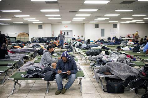 Homeless people receive inhumane treatment